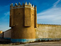 Abdulrahman bin Jassim fort by <b>S?ren Terp</b> ( a Panoramio image )