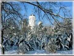 Catedrala din parc. by <b>Dragomir Dan</b> ( a Panoramio image )