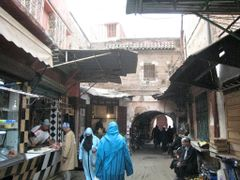 Souk of Marrakech. by <b>Bach Quatre</b> ( a Panoramio image )