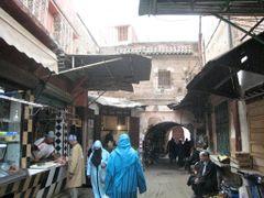 Souk of Marrakech. by <b>Bach Quatre</b> ( a Panoramio image )