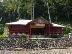 Chinese Temple, Sabang, Palawan, Philippines 2007 by <b>Ralf & Lhyn</b> ( a Panoramio image )