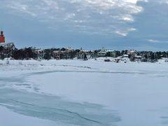 Regatta beach in winter 2011 by <b>seija.eu</b> ( a Panoramio image )