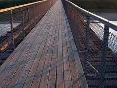 SkyTrail Walking Bridge, Outlook SK by <b>The_Black_Bear</b> ( a Panoramio image )