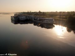 Nile Panorama by <b>arch.khazarian</b> ( a Panoramio image )