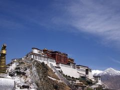 2004 Potala Palace 2004 by <b>Takeshi</b> ( a Panoramio image )