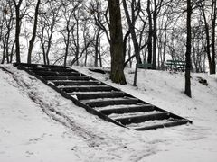 Step right up...or down.... by <b>piotr.</b> ( a Panoramio image )