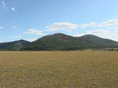 Ondor Tsagaan uul, the forbidden mountain - discovered by Ippoli by <b>Marmai Ippolito</b> ( a Panoramio image )