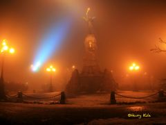 Russalka In A Fog by <b>Henry Kula</b> ( a Panoramio image )