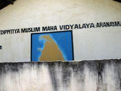 Dippitiya Muslim Maha Vidyala -Aranayaka by <b>Al-thalib</b> ( a Panoramio image )