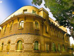 edificio antiguo correo, ahora sede  Universidad de Malaga, dedi by <b>ramtto</b> ( a Panoramio image )