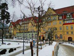 ...Kudowa Zdroj...[KS] by <b>Krystyna SIEG</b> ( a Panoramio image )