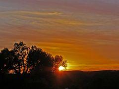 S? de las Cabras, atardecer by <b>leivamo</b> ( a Panoramio image )