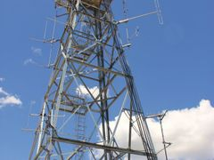 Mt Gordon fire tower by <b>Goldnbrownman</b> ( a Panoramio image )