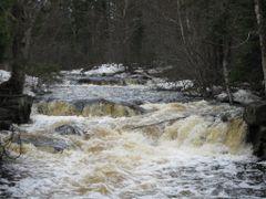 spring runoff on Amethyst Creek  by <b>aks 2</b> ( a Panoramio image )