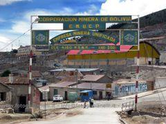 """Bolivia - Potosi - Minas de plata """"El Cerro Rico"""" - Entrada a la by <b>valerio giulianelli</b> ( a Panoramio image )"""
