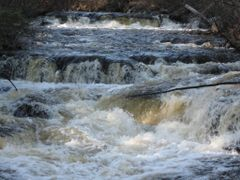 waterfalls on Amethyst Creek by <b>aks 2</b> ( a Panoramio image )