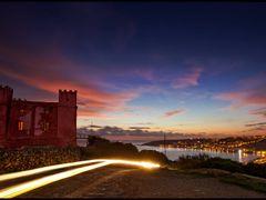 Red Tower Malta by <b>M.Reinhardt</b> ( a Panoramio image )