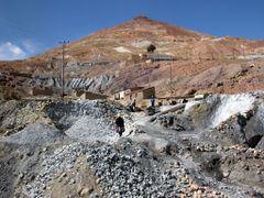 Bolivia - Potosi - El Cerro Rico - Minas de plata de Potosi, la  by <b>valerio giulianelli</b> ( a Panoramio image )