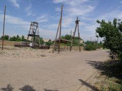 Когда-то здесь была остановка автобуса пос. Халкобад. by <b>рифкат</b> ( a Panoramio image )