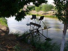 Северный Ферганский канал в районе пос. Исковут. Древнейшее водо by <b>рифкат</b> ( a Panoramio image )