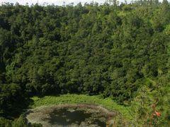 Mauritius, Trou au cerfs by <b>Aldo Ferretto</b> ( a Panoramio image )