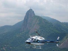 Cristo Redentor visto do Pao de Acucar - RJ by <b>Eri Martins</b> ( a Panoramio image )