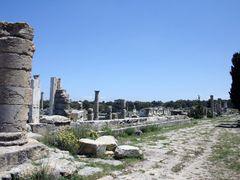 Cyrene - The Agora by <b>Cottius</b> ( a Panoramio image )