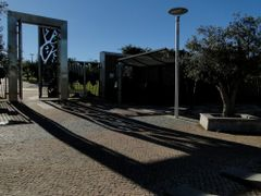 Poet Park 2nd Entrance - Oeiras PORTUGAL  by <b>Isabel  R. Marques</b> ( a Panoramio image )