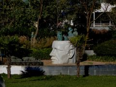 David Mourao Ferreira - Parque dos Poetas Oeiras PORTUGAL by <b>Isabel  R. Marques</b> ( a Panoramio image )