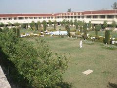 K.P.K Agricultural University Peshawar (Hostel 7) by <b>Masood Jan</b> ( a Panoramio image )