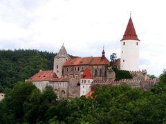 Krivoklat by <b>aloismilacek</b> ( a Panoramio image )