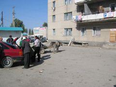 Talas near market by <b>reinischulte</b> ( a Panoramio image )