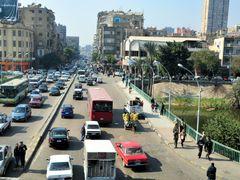 Kair - bridge across the Nil by <b>majasa</b> ( a Panoramio image )