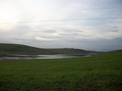 Barrage Oued Hassar1 by <b>Mhamed Zarkouane</b> ( a Panoramio image )