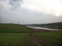 Barrage Oued Hassar2 by <b>Mhamed Zarkouane</b> ( a Panoramio image )