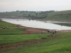 Barrage Oued Hassar5 by <b>Mhamed Zarkouane</b> ( a Panoramio image )