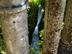 Shepperds Dell Falls and Historic Bridge by <b>Dana Jensen</b> ( a Panoramio image )