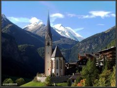 Grossglocknerblick by <b>Gunther55</b> ( a Panoramio image )