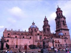Catedral Morelia Michoacan by Mel Figueroa by <b>Mel Figueroa</b> ( a Panoramio image )