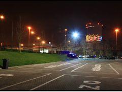 Blick vom Parkplatz bei Audi by <b>goterei</b> ( a Panoramio image )