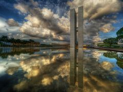 Congresso Nacional by <b>grcav</b> ( a Panoramio image )