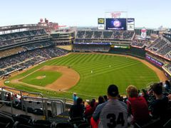 Target Field Panorama by <b>© Tom Cooper</b> ( a Panoramio image )