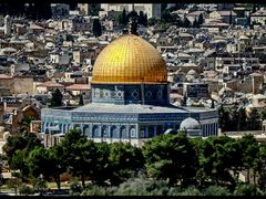 Dome of the Rock    by <b>MARAS1999</b> ( a Panoramio image )