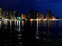 Night view  the Bay of my city!  -  My Contest! by <b>Sergio Delmonico</b> ( a Panoramio image )