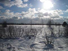 Зимний полигон [30-1-2011] by <b>SangoroD</b> ( a Panoramio image )