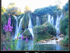 Kravica Waterfalls by <b>trinity19</b> ( a Panoramio image )