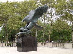 New York - Battery Park - East Coast Memorial by <b>Chinappi</b> ( a Panoramio image )