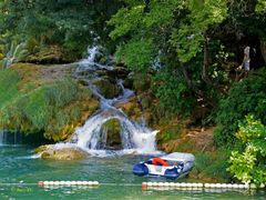 Croatia. On the river Krka. Хорватия. На реке Крка by <b>Buts_YV</b> ( a Panoramio image )