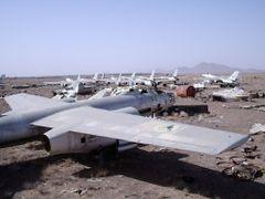 Plane Graveyard by <b>madtownboi84</b> ( a Panoramio image )