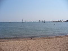 Beach at Hanko by <b>Mc-One</b> ( a Panoramio image )
